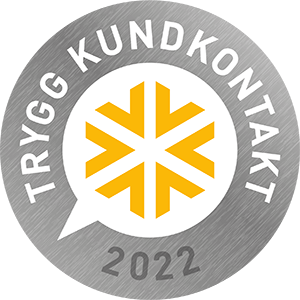 Trygg Kundkontakt logo