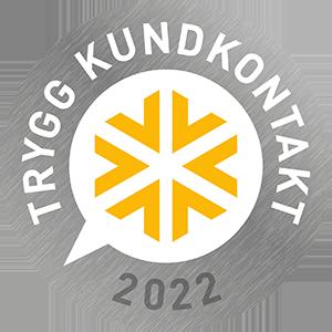 Trygg Kundkontakt logo