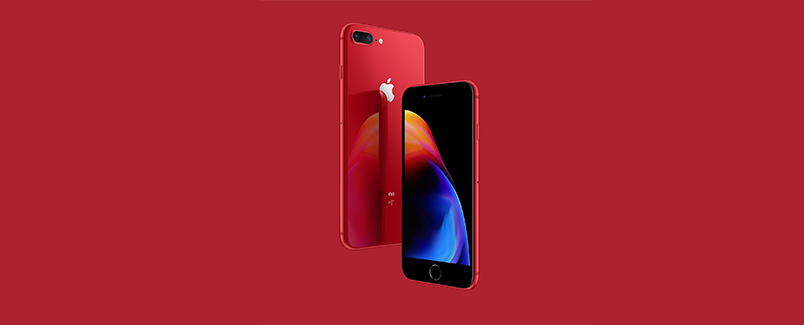 Köp iPhone 8 Product Red hos MediaMarkt idag!