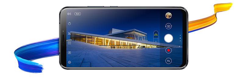 Zenfone 5Z camera