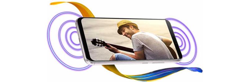 Zenfone 5Z - en grym mediaspelare