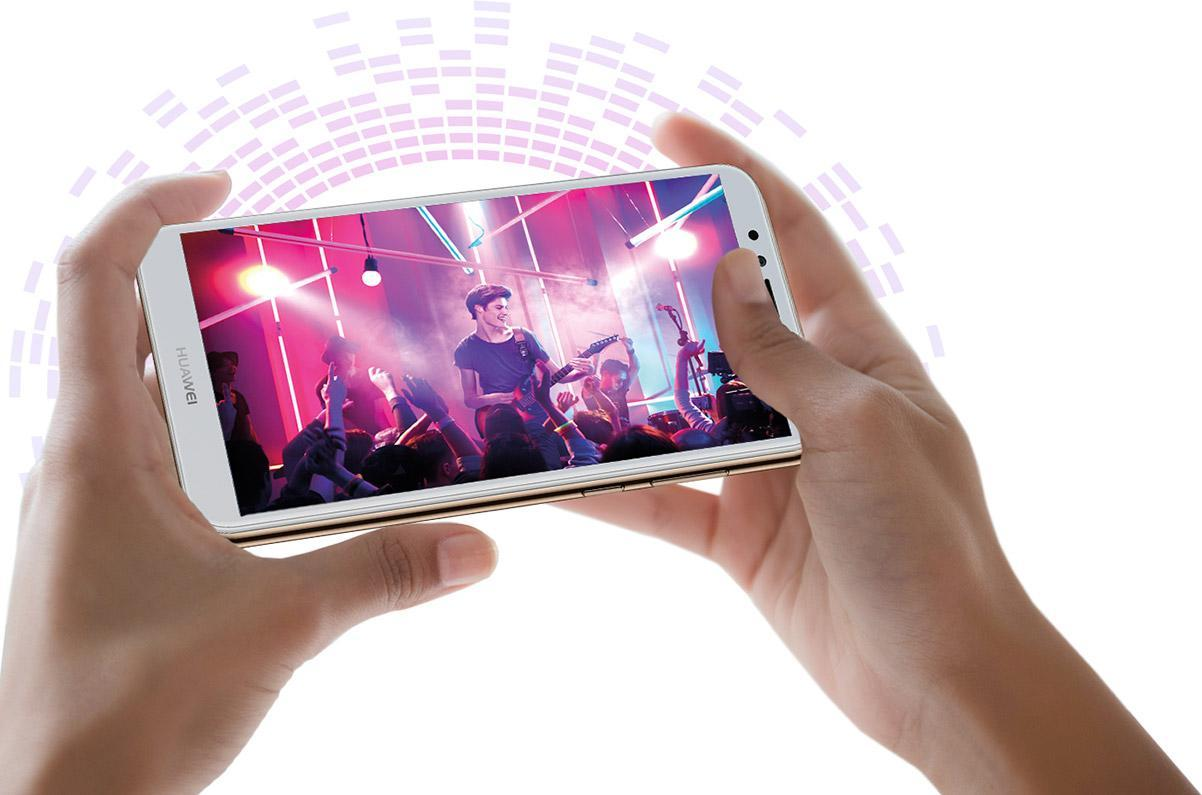 Huawei Y6 kommer med både supertunn skärm och grymma inbyggda högtalare