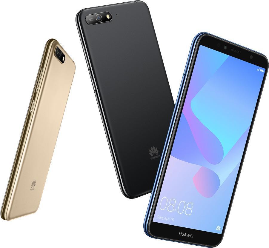 Huawei Y6 finns att köpa på MediaMarkt!