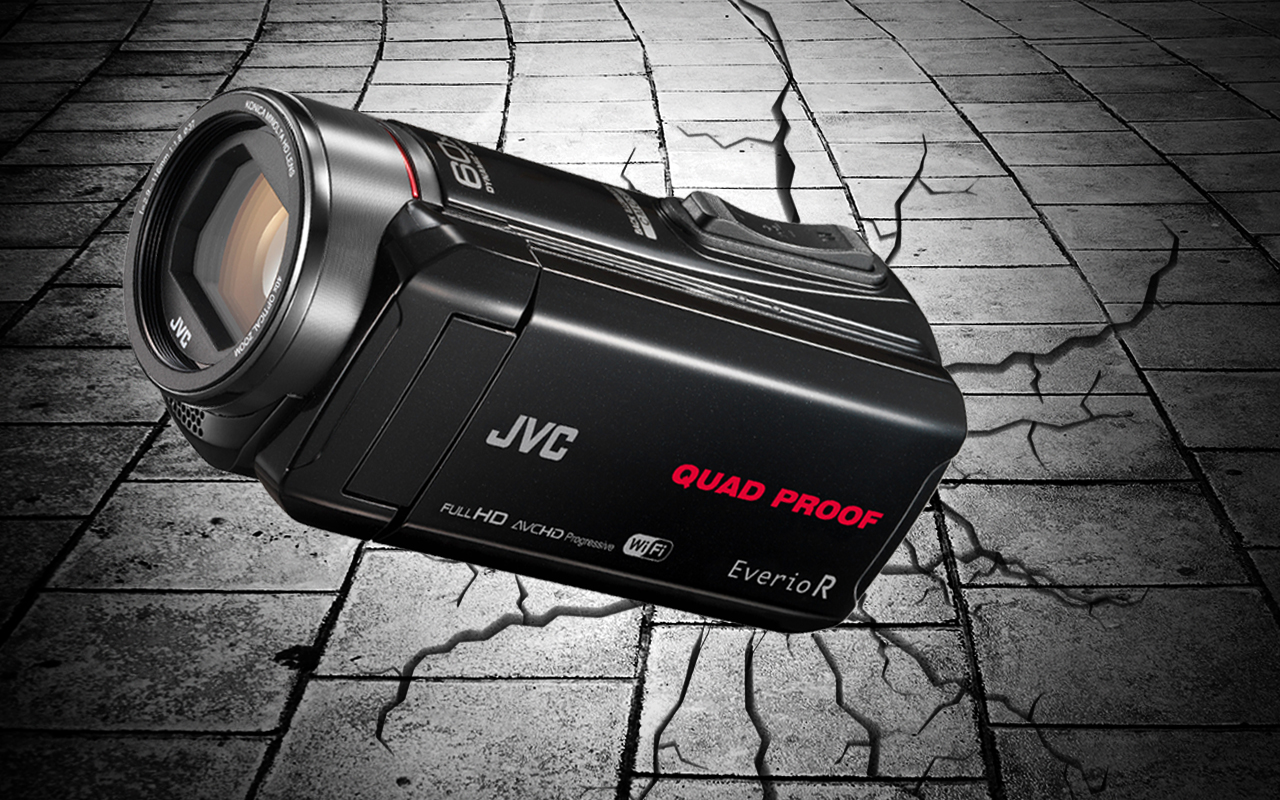 JVC Quad Proof