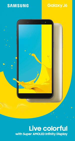 Köp Samsung J6 hos MediaMarkt idag!