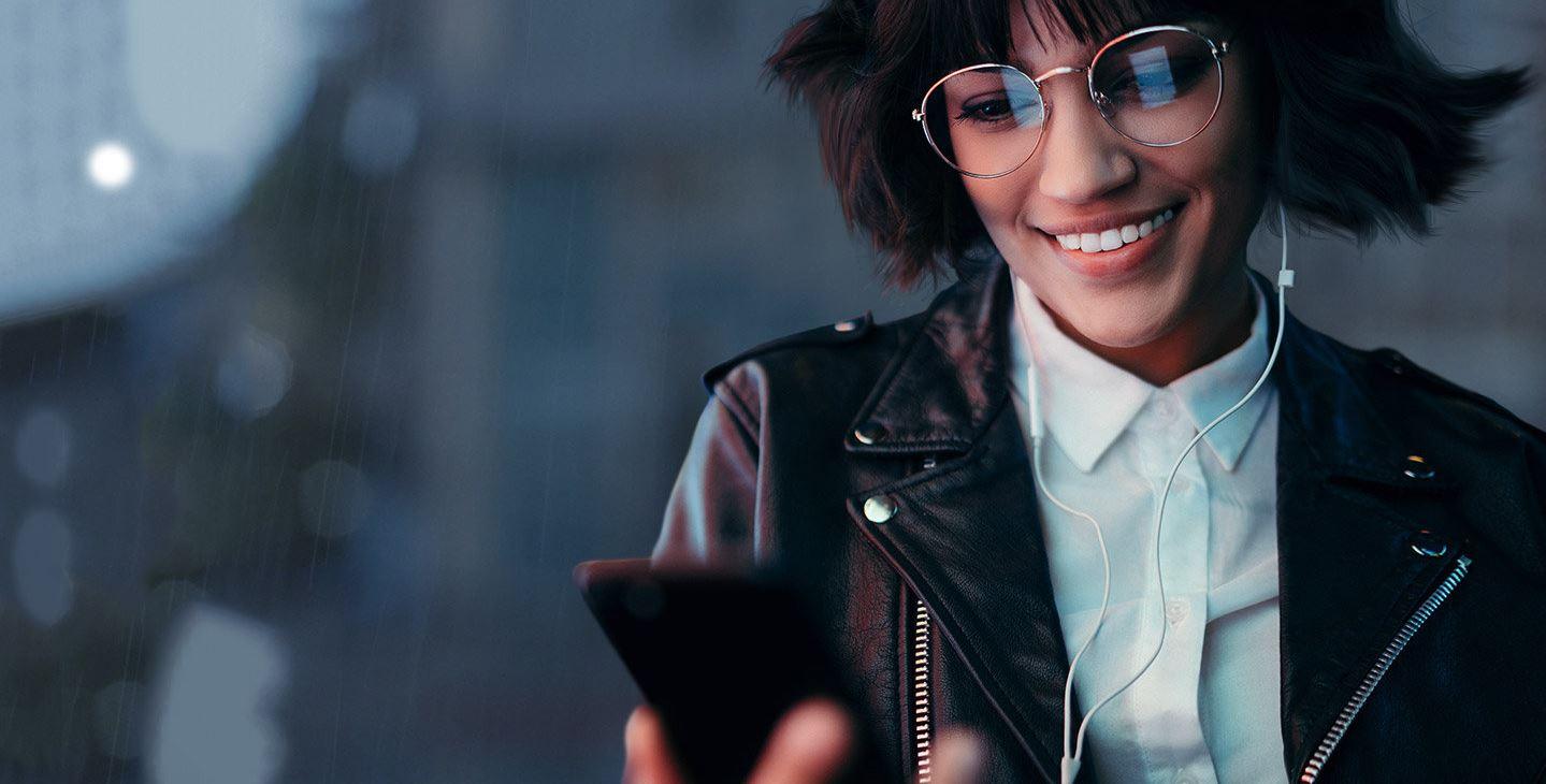 Högtalar och hörlurar från AKG i Samsung Galaxy S9