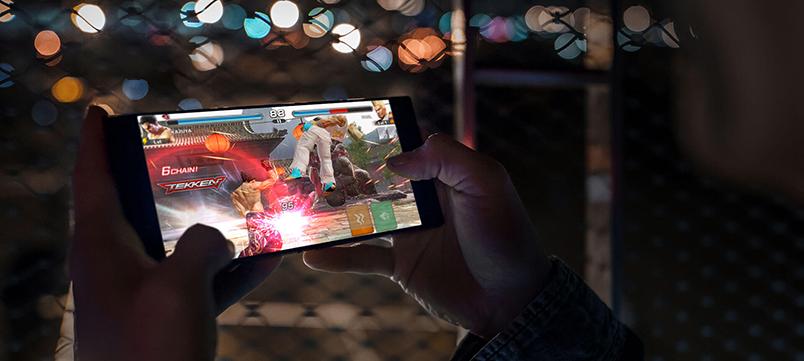 Nu kan du spela Tekken på Razer Phone!